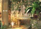 <b>Fuga vecchio giardino - Old garden