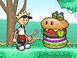 <b>Papa Louie vs panini - Papa louie 2 when burgers attack