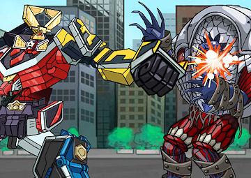 Gioco Power Rangers Samurai