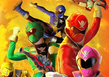 Gioco Power Rangers Megaforce