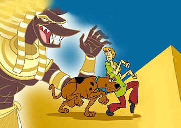 Gioco Scooby Doo In Egitto