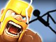<b>Uomo ragno 7 Clash clans - Spider stickman clash of clans