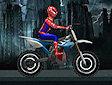<b>Spiderman in moto - Spiderman rush2