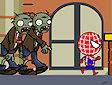 <b>Spiderman vs zombies - Spiderman zombie run