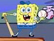 Spongebob lancia bombe - Spongebob the soldier