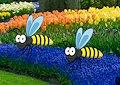 <b>Fuggi dal giardino fiorito - Style garden escape