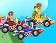 <b>Super Mario racing - Super mario racing