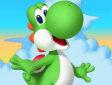 <b>Super Mario alimenta Yoshi - Super mario yoshi feeding