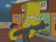 <b>Bart sparatutto - Bart shootout