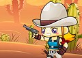<b>Cowgirl vs zombie - Cowgirl shoot zombies