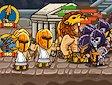 <b>Guerrieri religiosi - Heroes of myths warrior of gods
