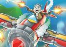 <b>Guerra aerea - Panda commander air combat