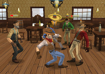 Giochi western gratis