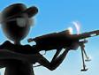 <b>Stickman ricercato - Sniper elite 1