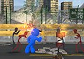<b>Stickman fighter 3d - Stickman fighter 3d fists of rage