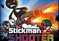<b>Stickman shooter 2