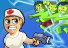 <b>Sfida contro zombies - Zombie royale io