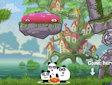 <b>Panda avventurieri fantasia - 3 pandas in fantasy