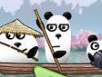 <b>Panda avventurieri Giappone - 3 pandas in japan