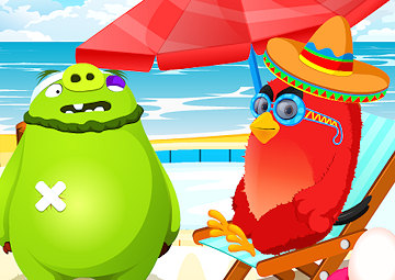Gioco cura angry birds - Angry birds gioco da tavolo istruzioni ...
