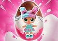 <b>Uova con sorpresa - Baby dolls surprise eggs opening