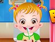 <b>Hazel si lava i denti - Baby hazel brushing time
