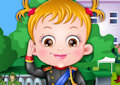 <b>Hazel nella difesa - Baby hazel defense officer dressup