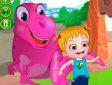 <b>Hazel e i dinosauri - Baby hazel dinosaur park