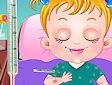 Cura il bebè malato - Baby Hazel goes sick