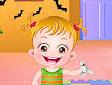 Hazel arte Halloween - Baby Hazel Halloween crafts