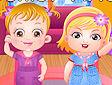 Hazel birichina - Baby Hazel mischief time