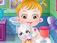 <b>Hazel e il gatto - Baby hazel naughty cat