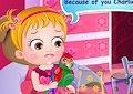 <b>Hazel e il pappagallo - Baby hazel parrot care