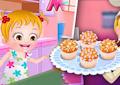 <b>Hazel muffin di zucca - Baby hazel pumpkin muffins