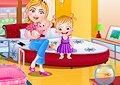 Baby Hazel bagno reale - Baby Hazel royal bath