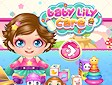 <b>Prepara la piccola Lily - Baby lily care