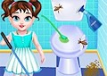 <b>Piccola Taylor pulizie - Baby taylor house cleaning