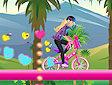 <b>Barbie in bici - Barbie dreamhouse ride