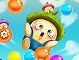 <b>Sparabolle con il funghetto - Bubble pop adventures