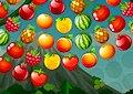 <b>Ruota di frutta - Bubble shooter fruits wheel