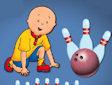 <b>Caillou bowling