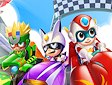 <b>Cartoon racing 3D