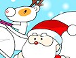 <b>Natale colorato - Christmas coloring game