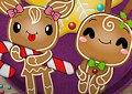 <b>Colora i biscotti di Natale - Christmas gingerbread color me