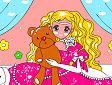 Colora Barbie - Pintar barbie