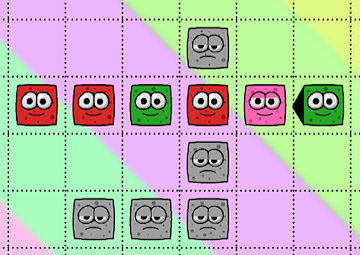 Gioco colora le mattonelle - Colorare le mattonelle ...