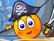 <b>Salvati la faccia Pirati - Cover orange journey pirates