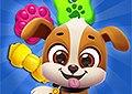 <b>Minipuzzle con cagnolino - Dog puzzle story