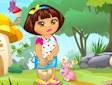 <b>Pasqua con Dora - Dora easter day