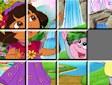 <b>Puzzle con Dora - Dora puzzle